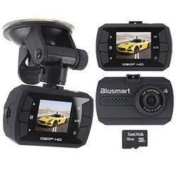 Camera Embarquée Voiture Blusmart Full HD