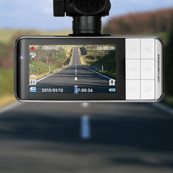 Dashcam TaoTronics Full HD