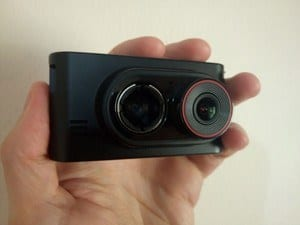 test Dash Cam Garmin 35
